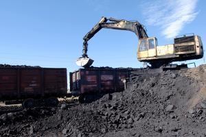 Coal Mining by Ria Novosti