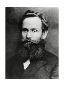 Ivan Pavlov, Russian Physiologist by Ria Novosti