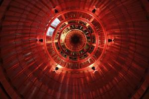 Jet Engine Turbine Nozzle by Ria Novosti