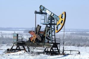 Oil Well Pump by Ria Novosti