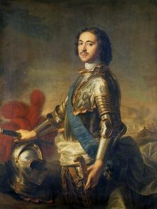Peter the Great, Russian Tsar by Ria Novosti