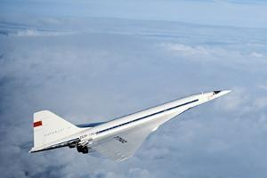 Tupolev Tu-144, First Supersonic Airliner by Ria Novosti