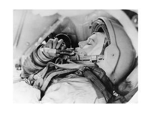 Valentina Tereshkova, Female Cosmonaut by Ria Novosti