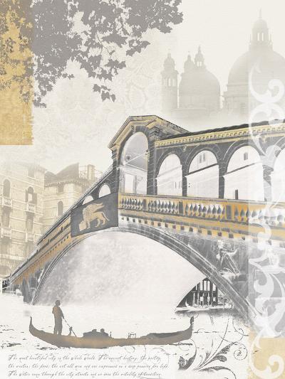 Rialto Bridge-Ben James-Art Print