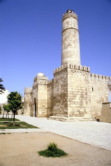 Ribat, Sousse, Tunisia-Vivienne Sharp-Photographic Print