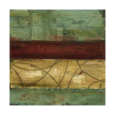 Ribbon Abstract I-Ethan Harper-Premium Giclee Print