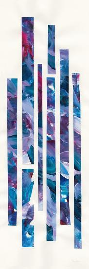 Ribbons of Jewels I-Piper Rhue-Art Print