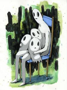 Ghost Kids by Ric Stultz