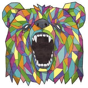 Grizzly by Ric Stultz