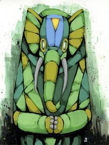 Mammoth Calm by Ric Stultz