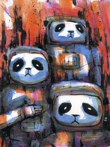 Panda Explorers by Ric Stultz