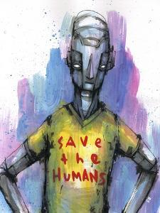 Save The Humans by Ric Stultz