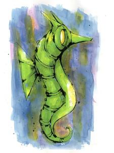 Seahorse by Ric Stultz