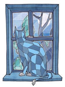 Window Watcher by Ric Stultz