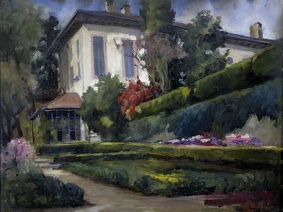 Villa Gola in Calco, 1931
