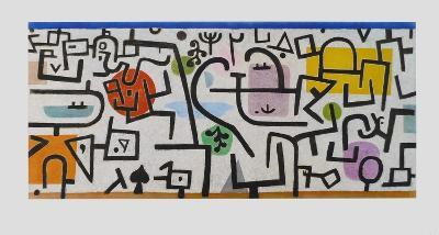 Rich Harbour-Paul Klee-Collectable Print