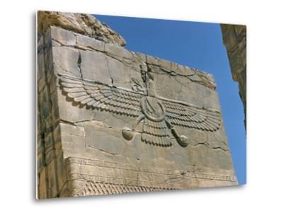 Ahura Mazda, Supreme God in Zoroastrianism, Persepolis, Unesco World Heritage Site, Iran