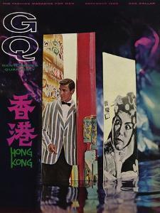 GQ Cover - November 1963 by Richard Ballarian