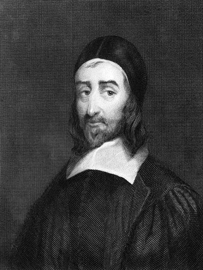 Richard Baxter, 17th Century English Puritan Church Leader, Divine Scholar and Controversialist-WC Edwards-Giclee Print