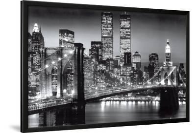 New York Manhattan Black - Berenholtz