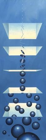 Spatial Dimensions, Conceptual Artwork by Richard Bizley