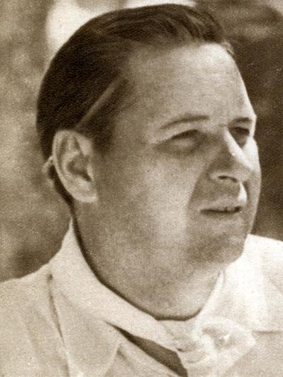 Richard Boleslawski, Polish Film Director and Actor, 1933--Giclee Print