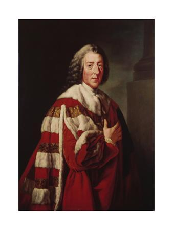 William Pitt, 1st Earl of Chatham, 1772