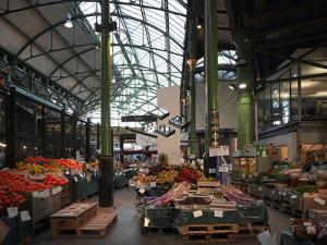 Borough Market, London by Richard Bryant