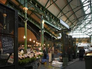 Borough Market, Southwark, London by Richard Bryant
