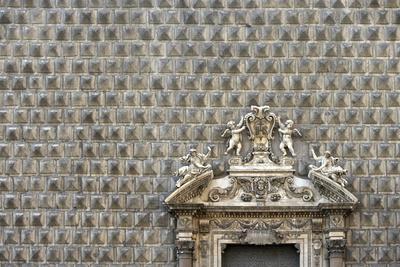 Palazzo Sanseverino, Piazza Del Gesu Nuovo, Naples