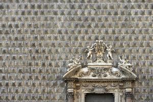 Palazzo Sanseverino, Piazza Del Gesu Nuovo, Naples by Richard Bryant