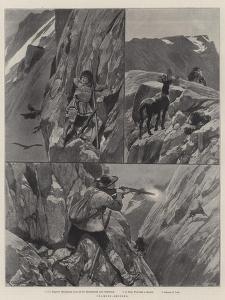 Chamois-Driving by Richard Caton Woodville II