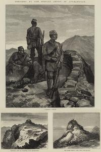 Sketches by Our Special Artist in Afghanistan by Richard Caton Woodville II