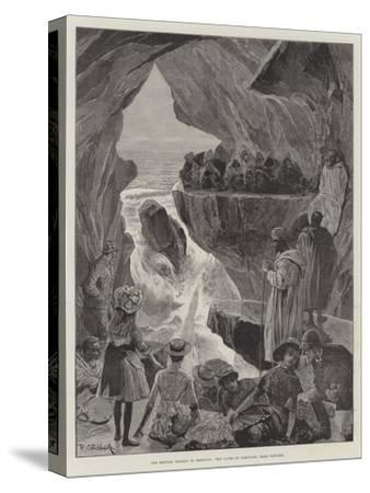 The British Mission to Morocco, the Caves of Hercules, Near Tangier