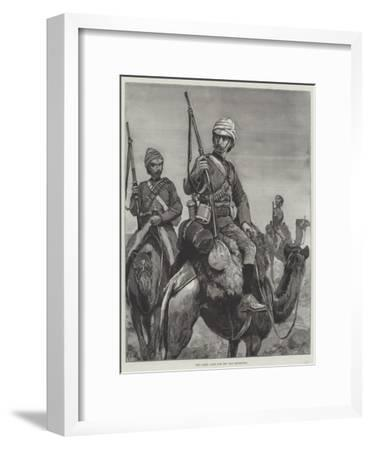 The Camel Corps for the Nile Expedition