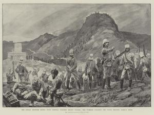 The Indian Frontier Rising by Richard Caton Woodville II