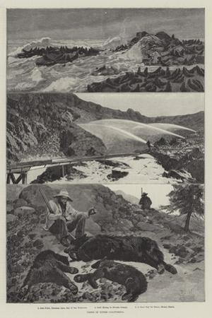 Views in Upper California