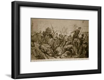 Second Lieutenant G.H. Woolley's Heroic Defence of 'Hill 60' with a Handful of Men