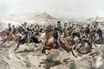 The Charge of the Light Brigade, 1895
