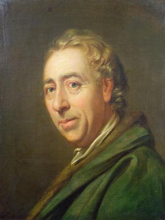 Portrait of Lancelot 'Capability' Brown, C.1770-75