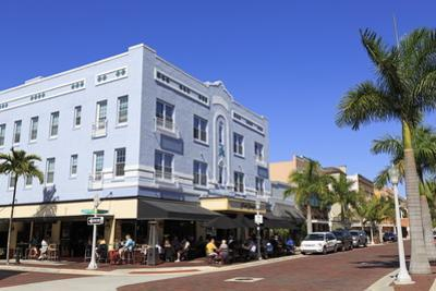1st Street, Fort Myers, Florida, United States of America, North America by Richard Cummins