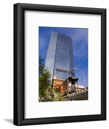 Angels Flight Funicular, Los Angeles, California, United States of America, North America