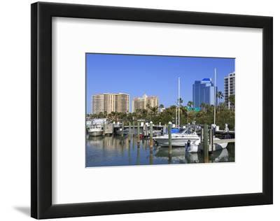 Bayfront Marina, Sarasota, Florida, United States of America, North America