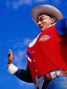 Big Tex', Texas State Fair, Dallas, United States of America by Richard Cummins