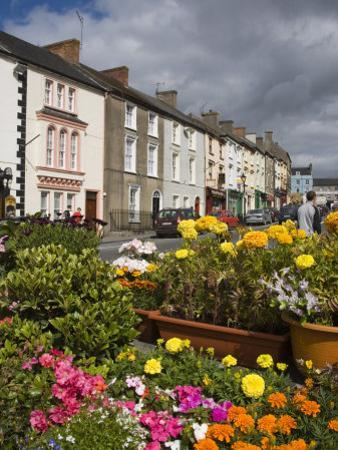 Cahir Town, County Tipperary, Munster, Republic of Ireland, Europe