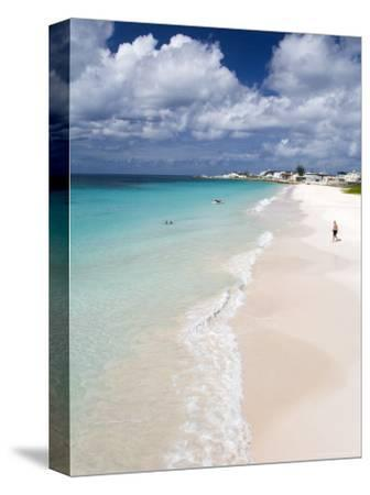 Carlisle Bay Beach, Bridgetown, Barbados, West Indies, Caribbean, Central America