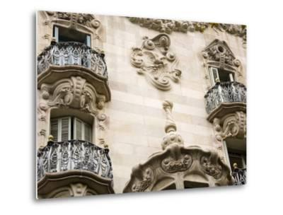 Casa Comalat By Salvador Valeri, Barcelona, Catalonia, Spain, Europe