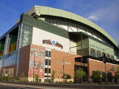 Chase Field Baseball Park, Phoenix, Arizona, United States of America, North America