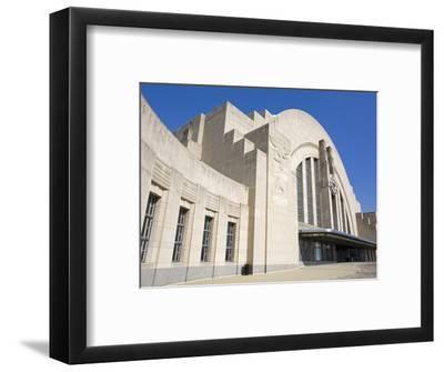 Cincinnati Museum Center at Union Terminal, Cincinnati, Ohio, United States of America, North Ameri