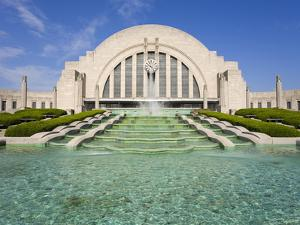 Cincinnati Museum Center at Union Terminal, Cincinnati, Ohio, United States of America, North Ameri by Richard Cummins
